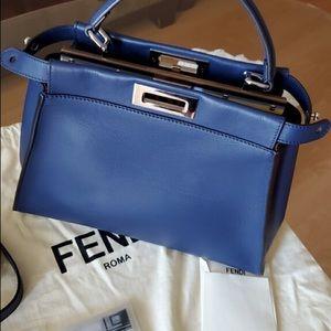 Fendi Bags - Fendi Medium Peekaboo Bag MSRP $5450